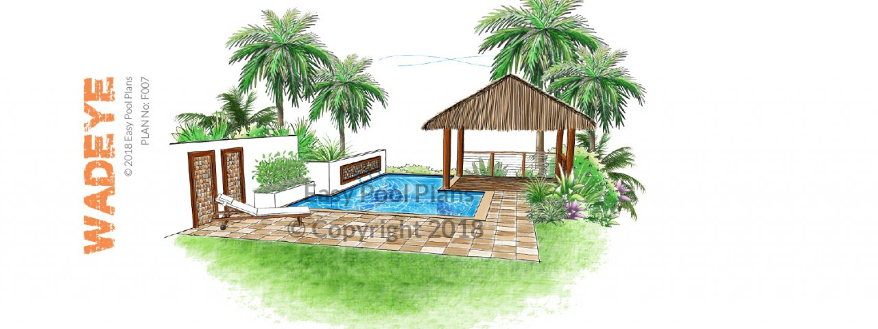 Easy Pool Plans | House Builders, Pool Builders and Landscapers