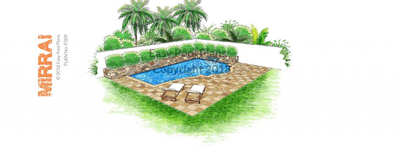 Easy Pool Plans | House Builders, Pool Builders and Landscapers